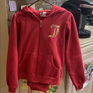 Brand new!! Juicy couture sweatsuit